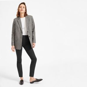 Everlane The Side-Zip Work Ankle Pant